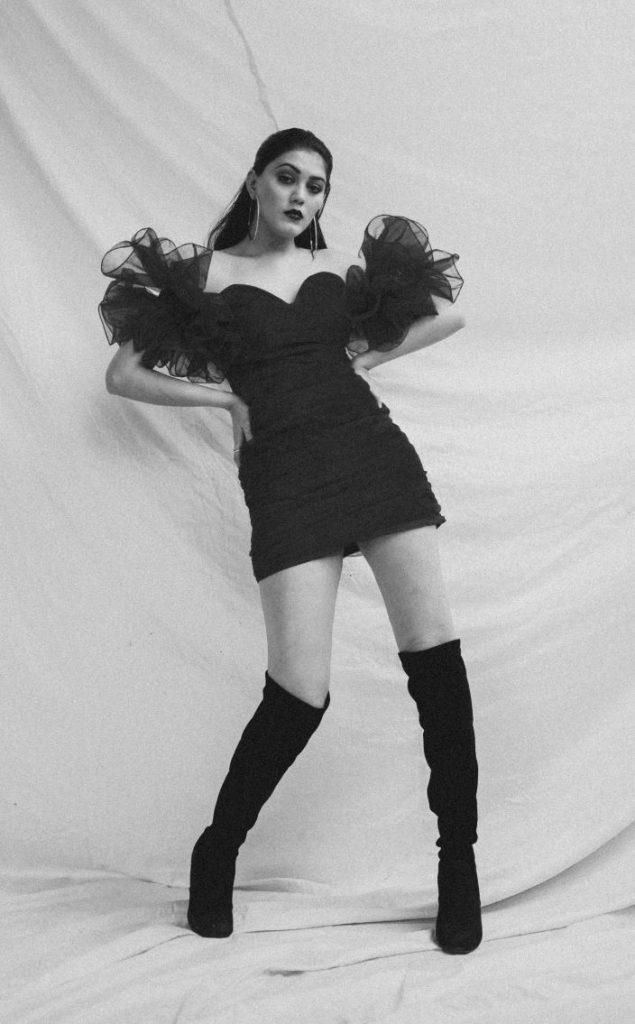 materiales de las botas altas para mujer