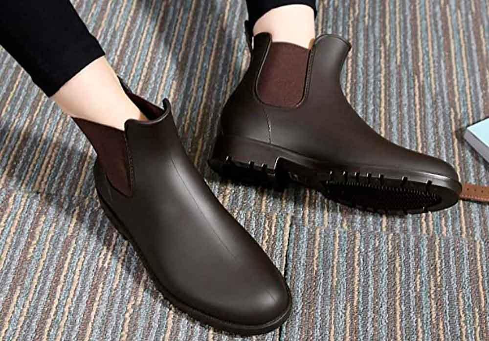 botas de lluvia para mujer